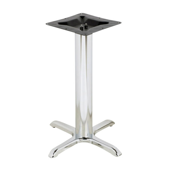 Classic Chrome Series Table Bases sold at tablesource.com