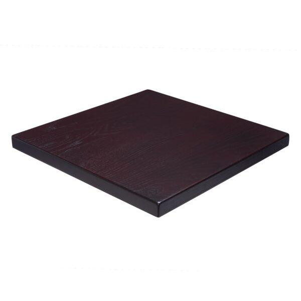 Dark Mahogany Red Oak Plank