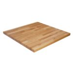Natural Red Oak Butcher Block