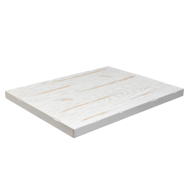 White Wash Red Oak Rustic Plank